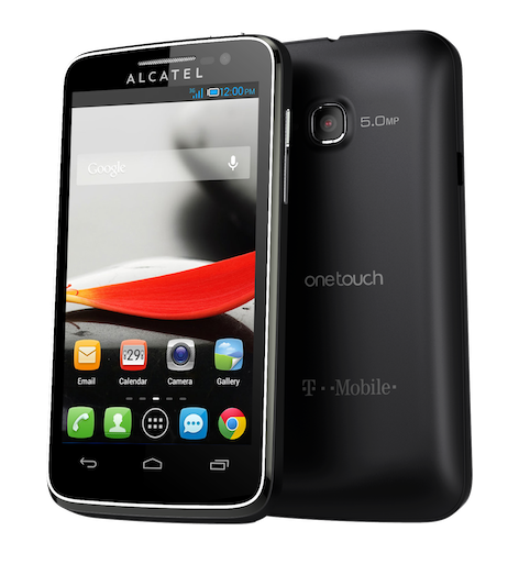 Alcatel's One Touch Evolve