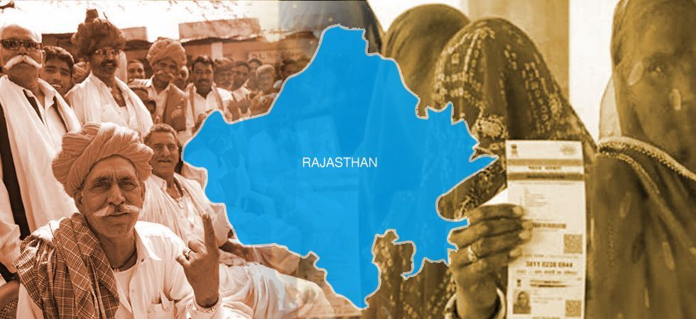 Rajastham assembly election 2018
