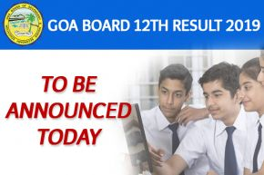 Goa Board HSSC 12th results 2019: GBSHSE 12th के रिजल्ट आज, direct link to check Goa Board HSSC results